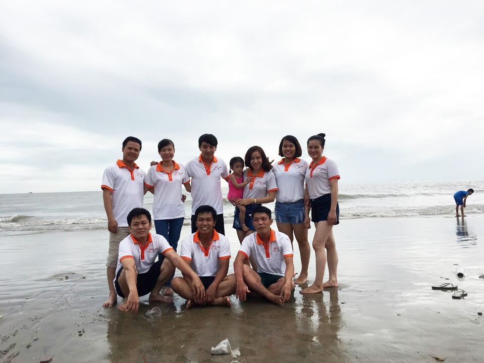 Du lịch Vũng Tàu 2016 nhân viên Văn Phòng Bắc Sài Gòn- Gò Vấp