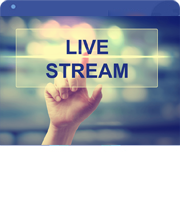 Live stream facebook